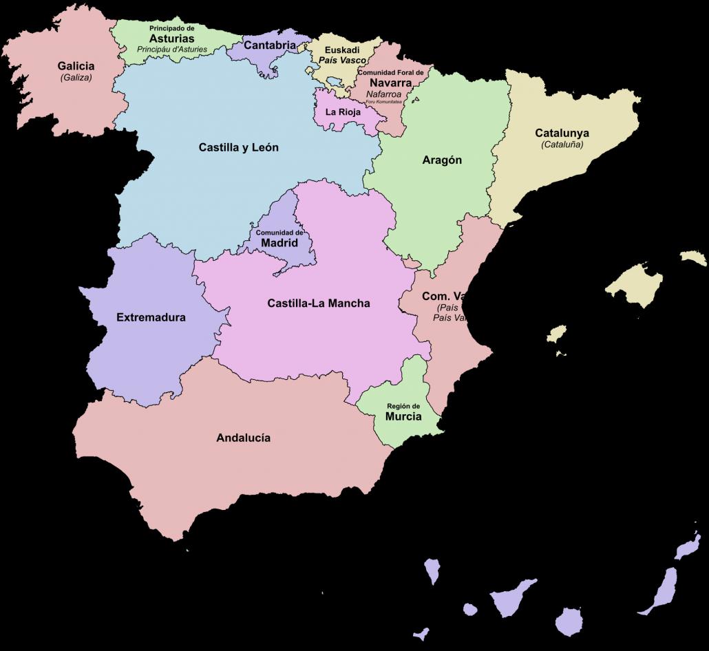 mapa de gira megacrack